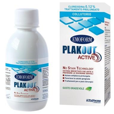 Plak Out Active 0,12% Collutorio