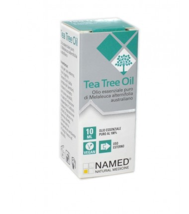Tea Tree Oil Named