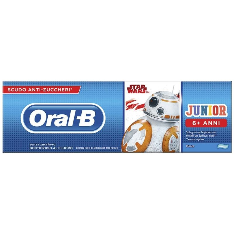 Dentifricio Oral-B Junior