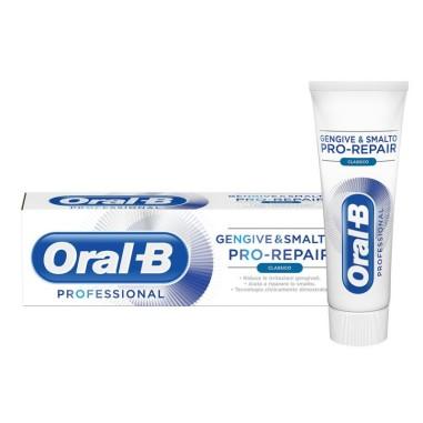 Dentifricio Oral-B Professional Gengive & Smalto Pro-Repair Classico