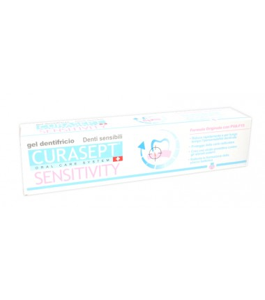 Gel Dentifricio Curasept Sensivity Denti Sensibili