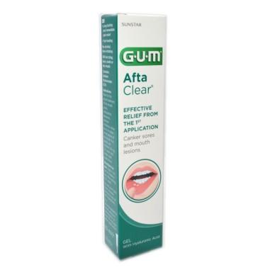 Gel Gum Afta Clear