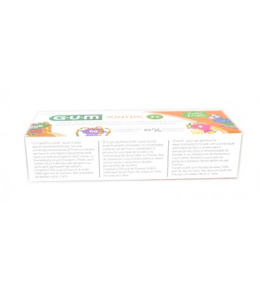 Gel Dentifricio Gum Junior
