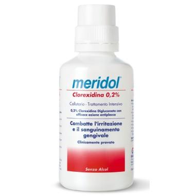 Collutorio Meridol Clorexidina 0,2%