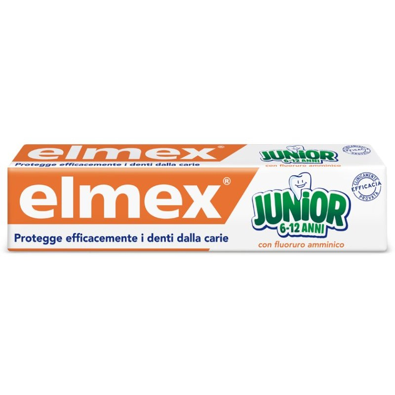 Dentifricio Junior Elmex