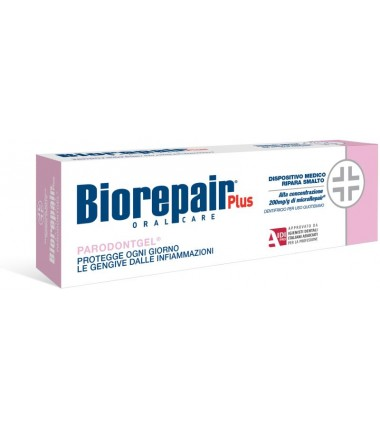 Dentifricio Parodontgel Biorepair Plus