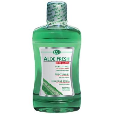 Collutorio Antibatterico Aloe Fresh Zero Alcol