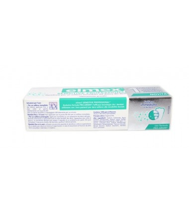 Dentifricio Sensitive Professional Elmex