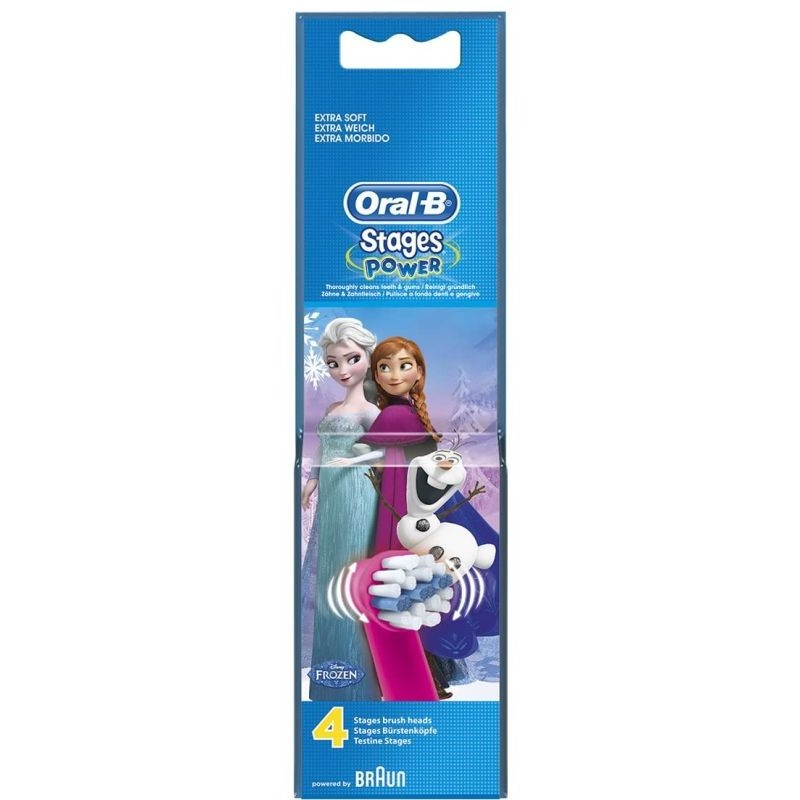 Testine di ricambio Oral-B Stages Power