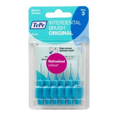 Scovolino TePe Originale Blu - misura ISO 3