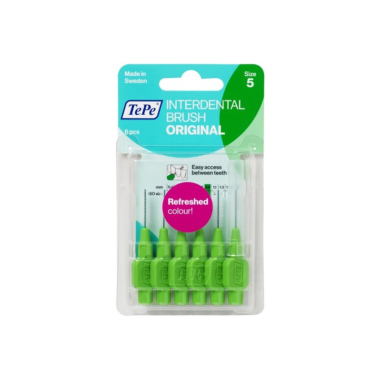 Scovolino TePe Originale Verde - misura ISO 5