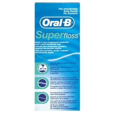 Filo interdentale Oral-B Super Floss