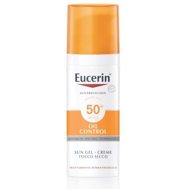 Oil Control Sun Gel Creme SPF 50+