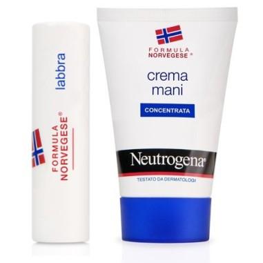 Crema Mani + Lipstick Neutrogena