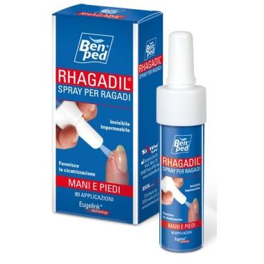 Spray per Ragadi Rhagadil