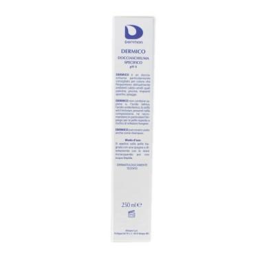 Docciaschiuma Specifico pH 4 Dermon Dermico
