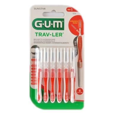 Scovolino Interdentale Gum Trav-Ler - Iso 1