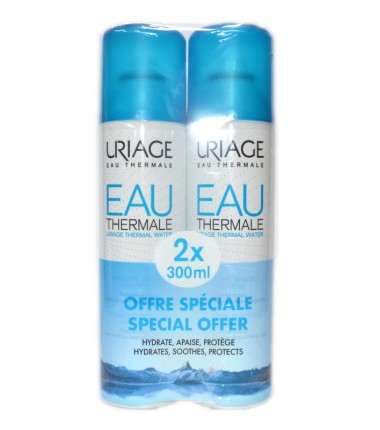 2 Spray Acqua Termale Uriage