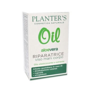 Oil Aloevera Riparatrice Planter\'s