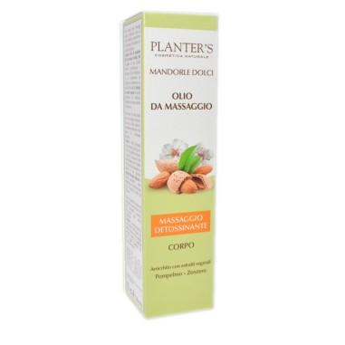 Olio da Massaggio Detossinante Planter\'s