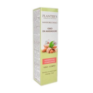 Olio da Massaggio Stimolante Planter\'s