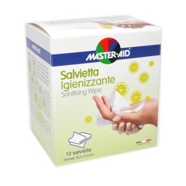 Salvietta Igienizzante Master-Aid