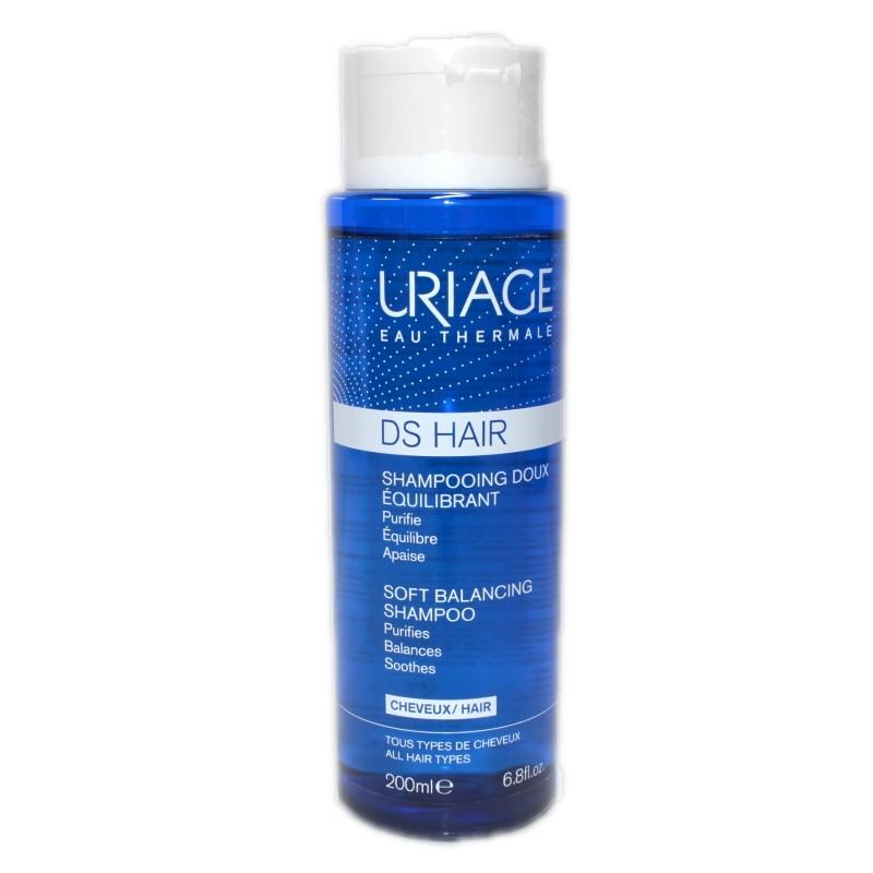 Shampoo Delicato Riequilibrante DS Hair Uriage
