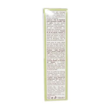 Olio da Massaggio Tonificante Planter's