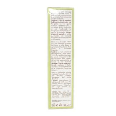 Olio da Massaggio Detossinante Planter's