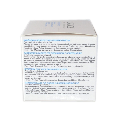 Unguento per Fissurazioni e Screpolature Bariéderm Uriage