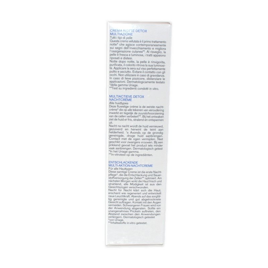 Crema Notte Detox Multiazione Age Protect Uriage