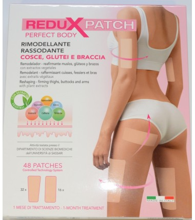 Redux Patch Perfect Body Rimodellante Coscie, Glutei e Braccia