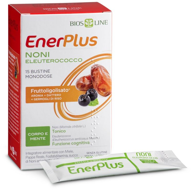 EnerPlus Noni Eleuterococco Bios Line