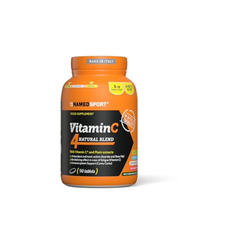 Vitamin C 4 Natural Blend