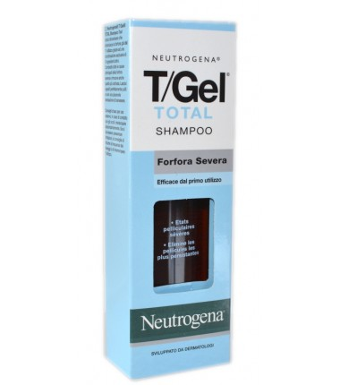 Shampoo T/Gel Total