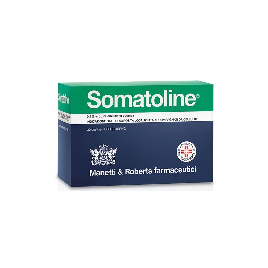 Somatoline Bustine Emulsione Cutanea