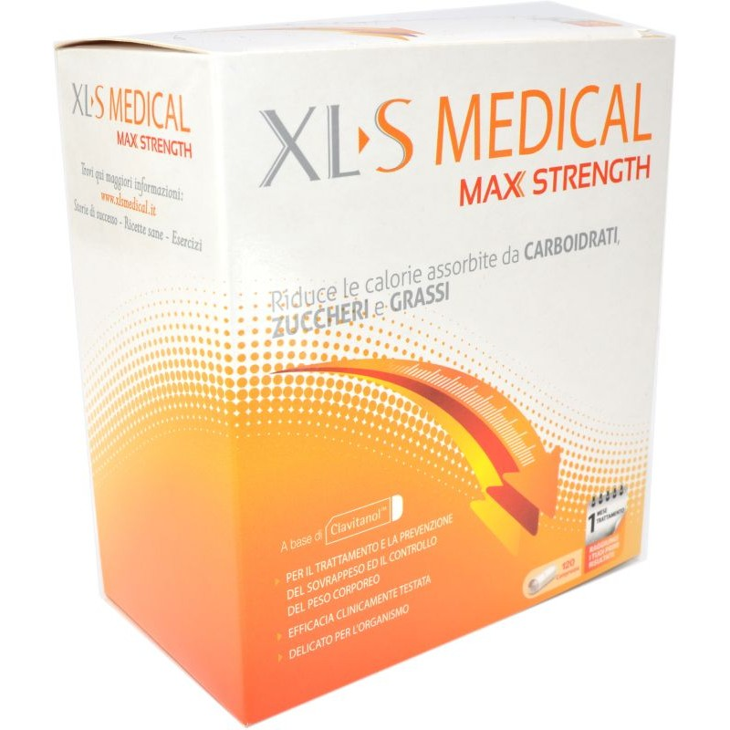 XL-S Medical Max Strength - Compresse