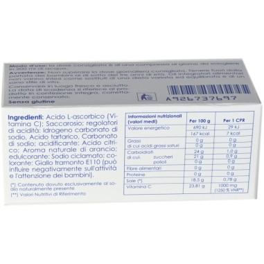 Cebion 1 g Compresse Effervescente