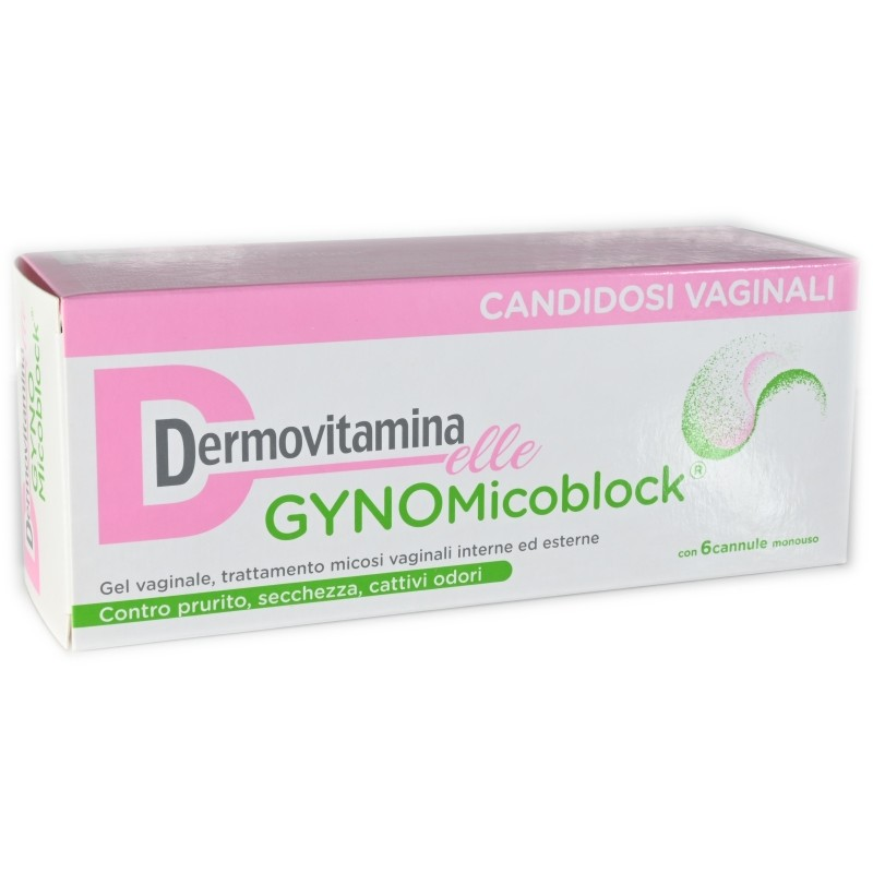 Dermovitamina Gynomicoblock Gel Vaginale