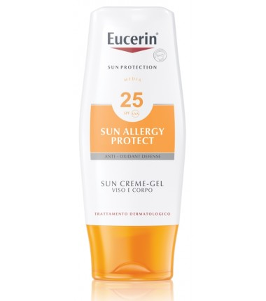 Sun Allergy Protect Sun Creme Gel SPF 25