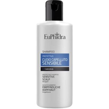 Shampoo Protettivo Cuoio Capelluto Sensibile EuPhidra