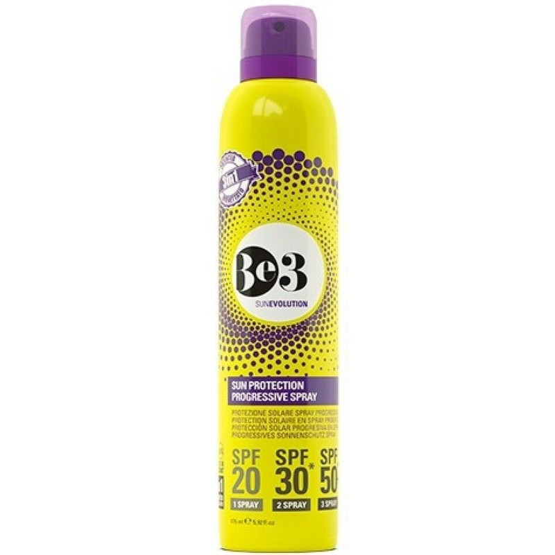 Sun Protection Spray SPF 20/30/50+ Be3