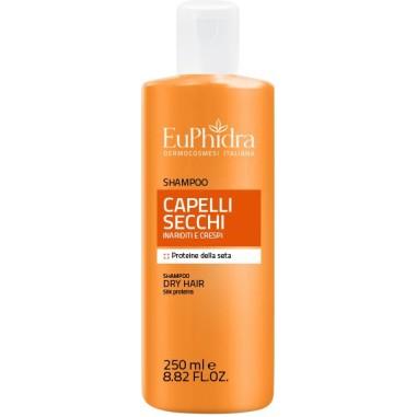 Shampoo Capelli Secchi EuPhidra