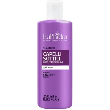 Shampoo Capelli Sottili EuPhidra