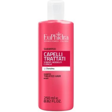 Shampoo Capelli Trattati EuPhidra