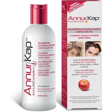Shampoo Coadiuvante Anticaduta AnnurKap