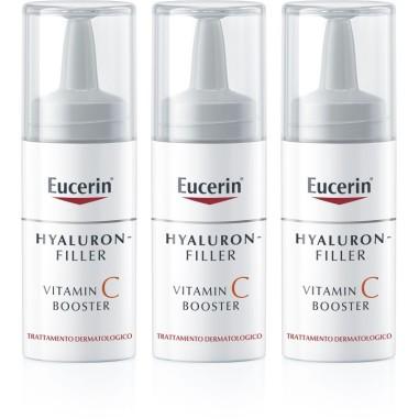 3 x Vitamin C Booster Hyaluron-Filler Eucerin