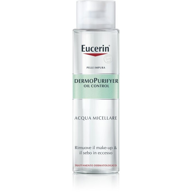 Acqua Micellare DermoPurifyer Oil Control Eucerin
