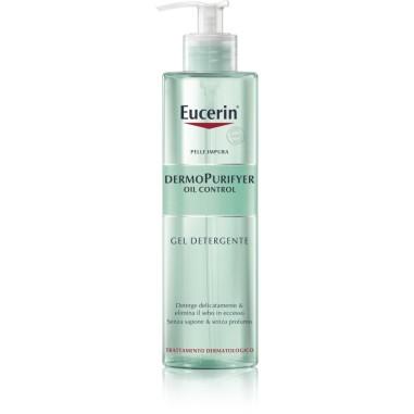 Gel Detergente DermoPurifyer Oil Control Eucerin