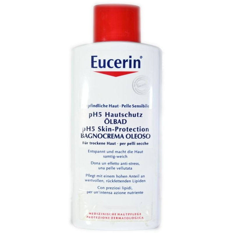 Bagnocrema Oleoso pH5 Skin-Protection Eucerin